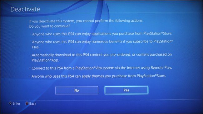 Deactivate Your PSN Account09